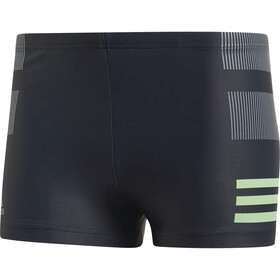 adidas Fitness Colourblock 3 Stripes Boxer Men Legend Ink/Shock Lime